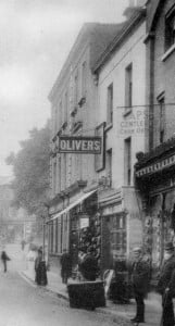 J Halls Chemist Market Square 1890s