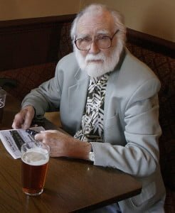 Dad at 84