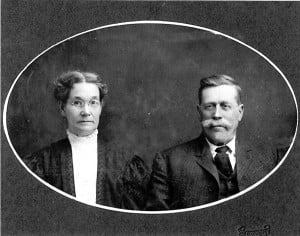 Robert and Jane Jeary