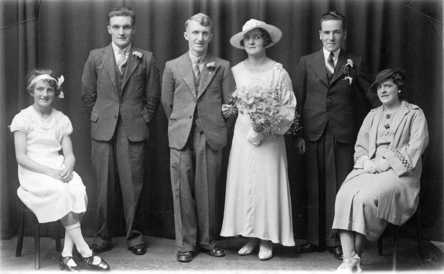 Possibly Holley family